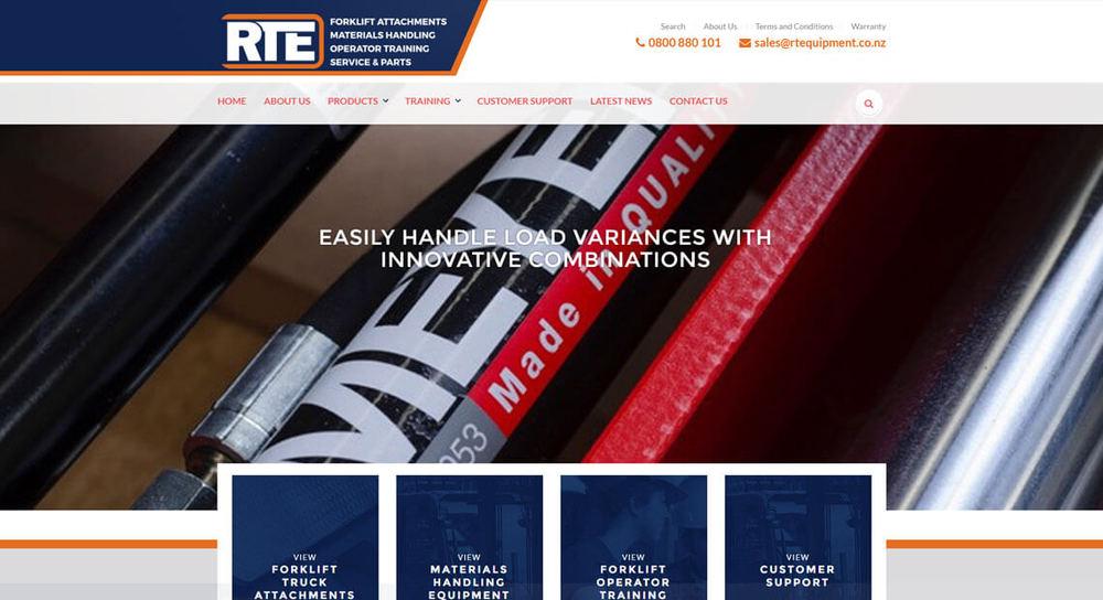 RT Equipment www.rtequipment.co.nz