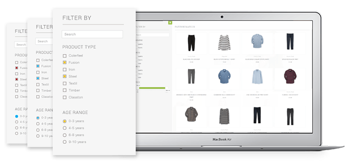 Zyber Shopify Product Filter