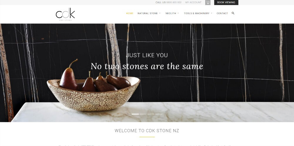 cdk Stone www.cdkstone.co.nz