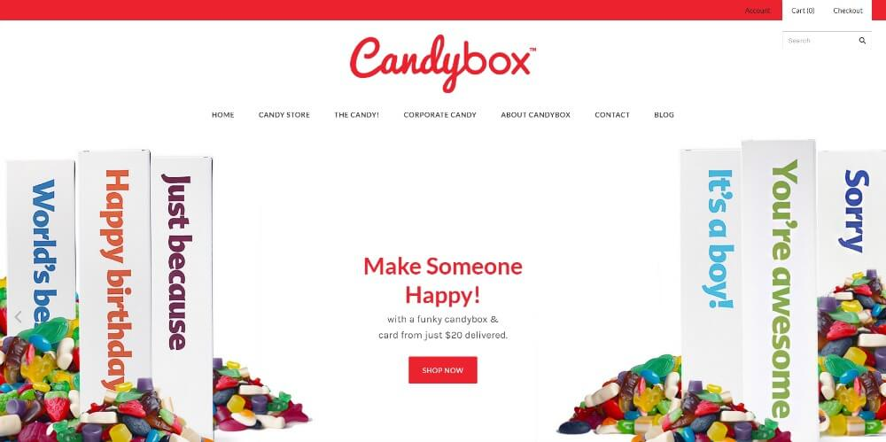 Candybox www.candybox.co.nz