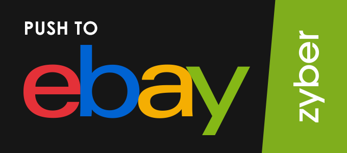 Grow your sales by increasing your target market & list your products on Ebay.com