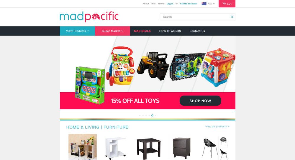 MadPacific madpacific.com