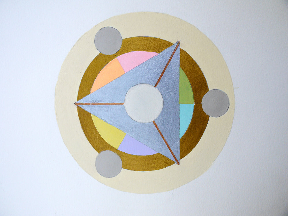 Alchemy Triangle