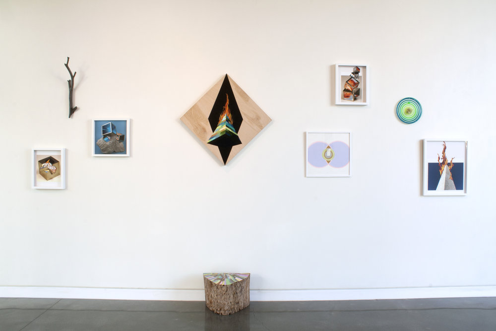 Chan Gallery Installation