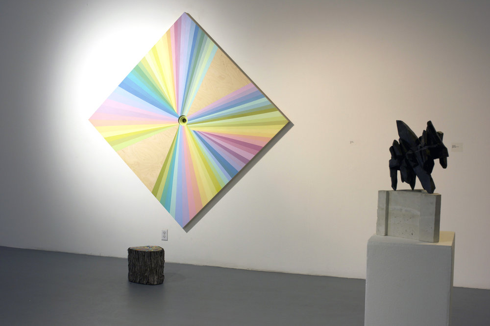The Rainbow Warrior, The Black Crystal, Ritual stump