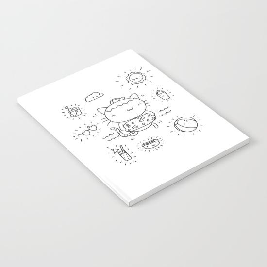 summer-swim-cat-notebooks.jpg