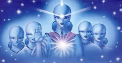 Arcturian Beings