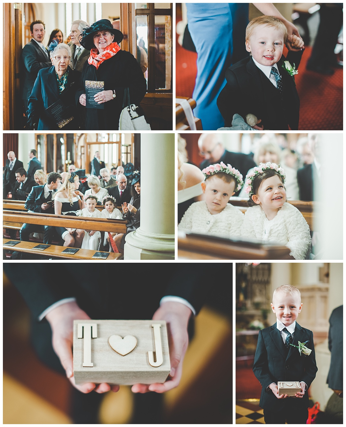 documentary style images of the guests at lancashire wedding