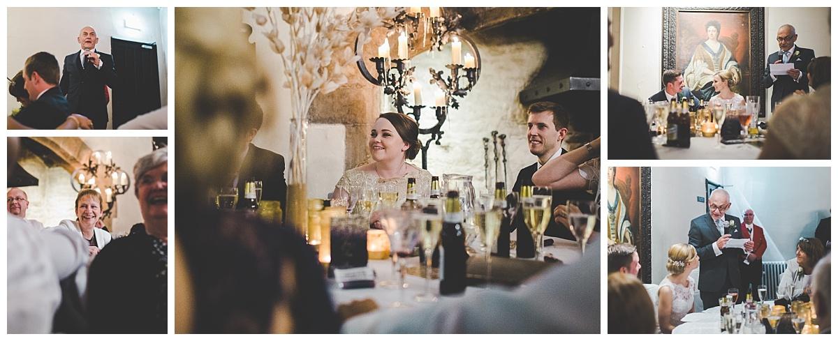 the speeches - documentary wedding photographer