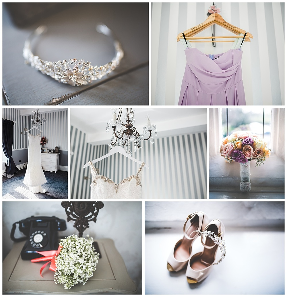 Stirk House Hotel Wedding - Ribble Valley Manchester Wedding Photographer (1)