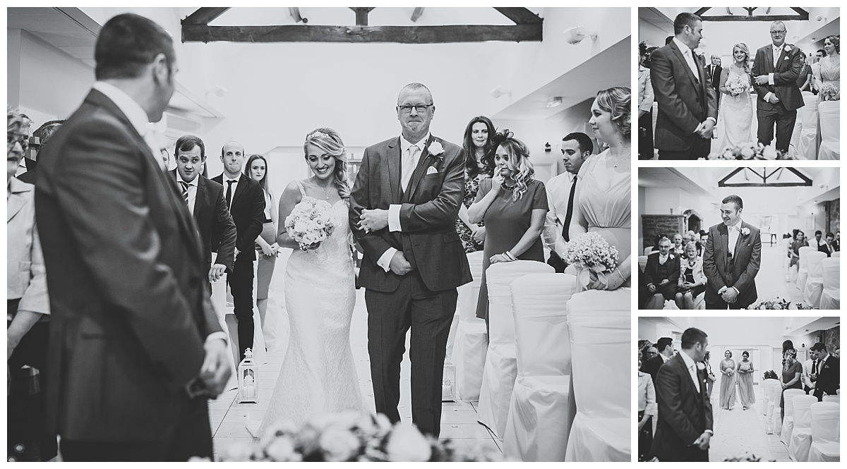 Stirk House Hotel Wedding - Ribble Valley Manchester Wedding Photographer (13)