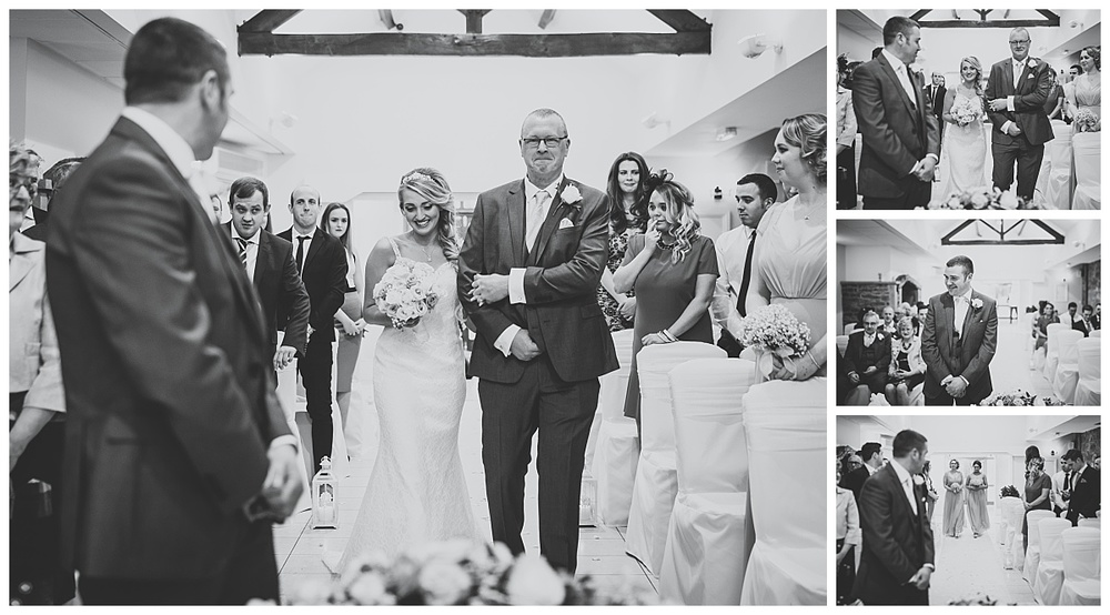 Stirk House Hotel Wedding - Ribble Valley Manchester Wedding Photographer (13)