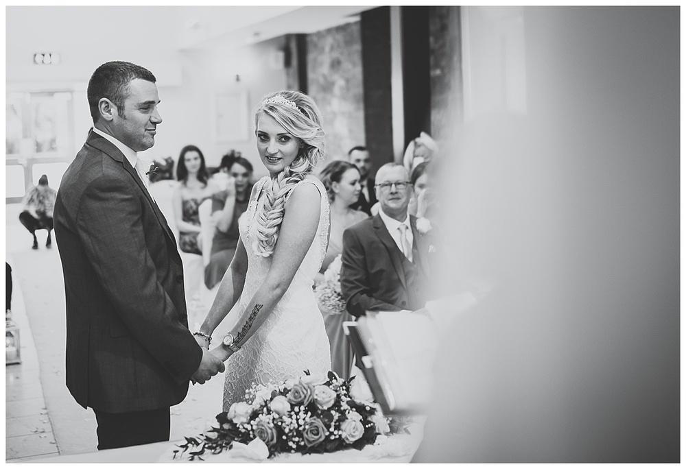 Stirk House Hotel Wedding - Ribble Valley Manchester Wedding Photographer (14)