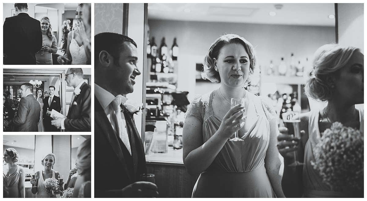 Stirk House Hotel Wedding - Ribble Valley Manchester Wedding Photographer (16)