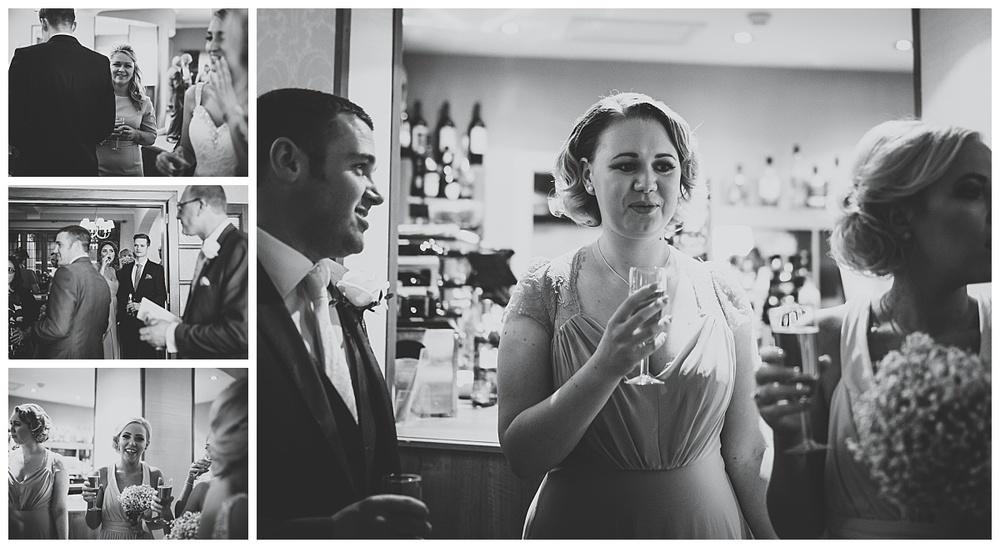 Stirk House Hotel Wedding - Ribble Valley Manchester Wedding Photographer (16)