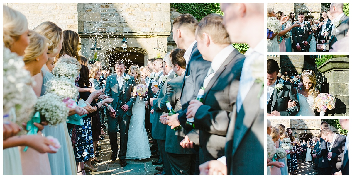 Stirk House Hotel Wedding - Ribble Valley Manchester Wedding Photographer (18)