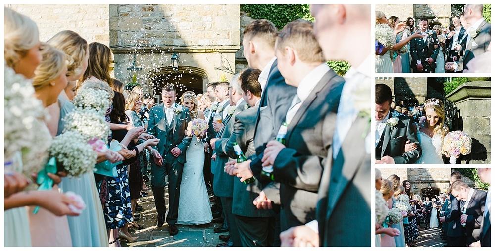 Stirk House Hotel Wedding - Ribble Valley Manchester Wedding Photographer (18)