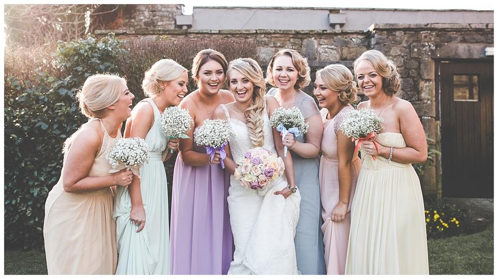 Stirk House Hotel Wedding - Ribble Valley Manchester Wedding Photographer (20)