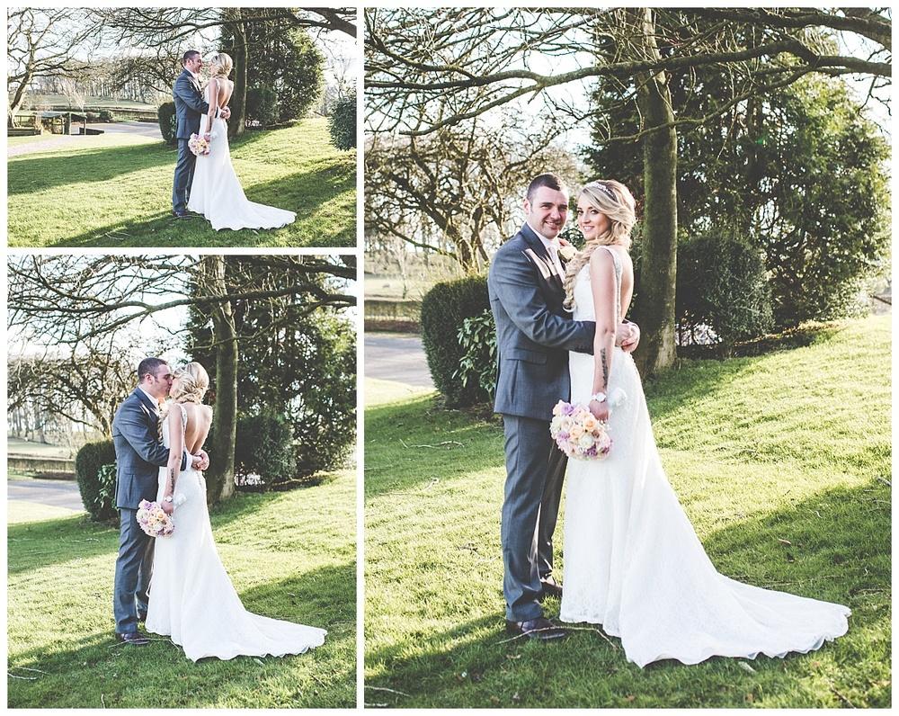 Stirk House Hotel Wedding - Ribble Valley Manchester Wedding Photographer (21)