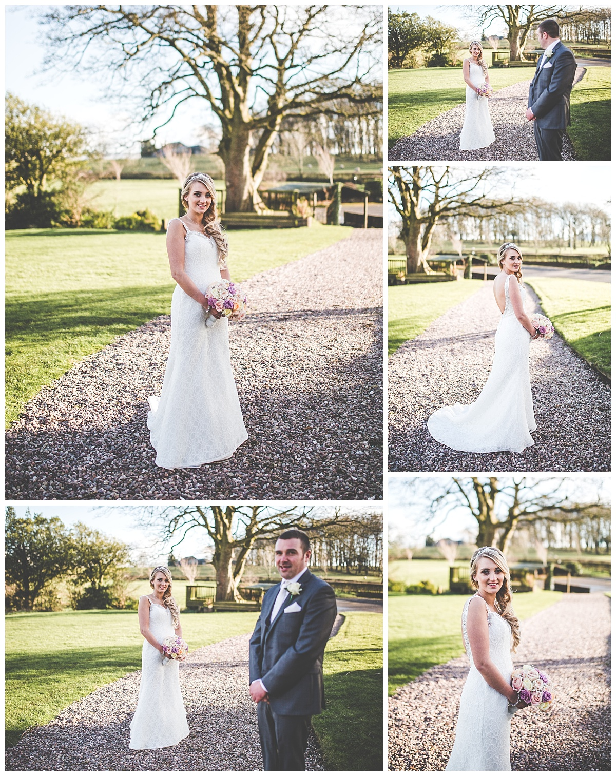Stirk House Hotel Wedding - Ribble Valley Manchester Wedding Photographer (26)