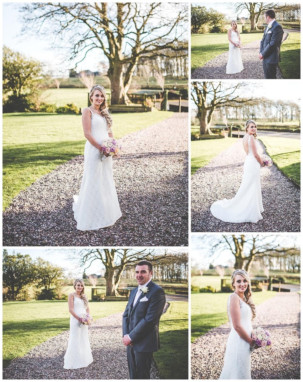Stirk House Hotel Wedding - Ribble Valley Manchester Wedding Photographer (26)