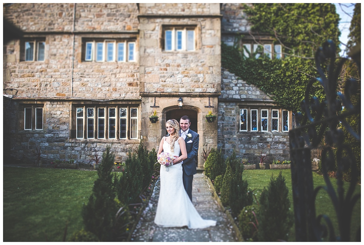 Stirk House Hotel Wedding - Ribble Valley Manchester Wedding Photographer (27)