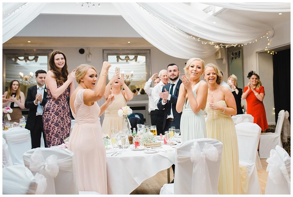 Stirk House Hotel Wedding - Ribble Valley Manchester Wedding Photographer (28)