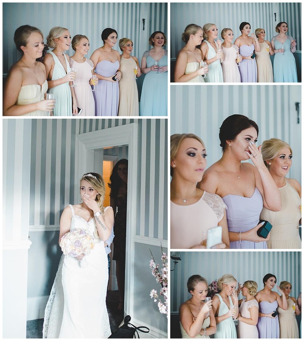 Stirk House Hotel Wedding - Ribble Valley Manchester Wedding Photographer (9)