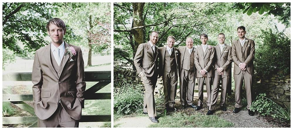 Mytton Fold Wedding - Festival Themed Wedding - Lancashire Wedding Photographer_0347