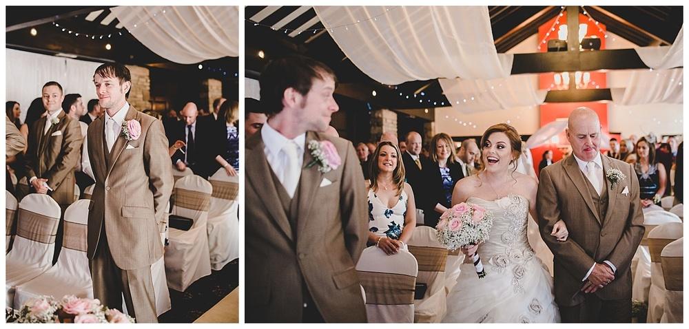 Mytton Fold Wedding - Festival Themed Wedding - Lancashire Wedding Photographer_0350