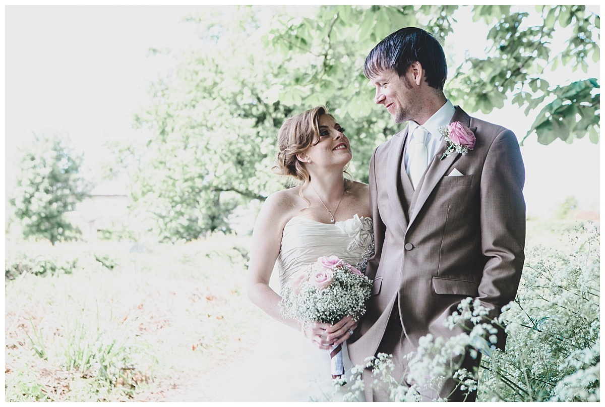 clitheroe wedding photographer at mytton fold - bride and groom pictures