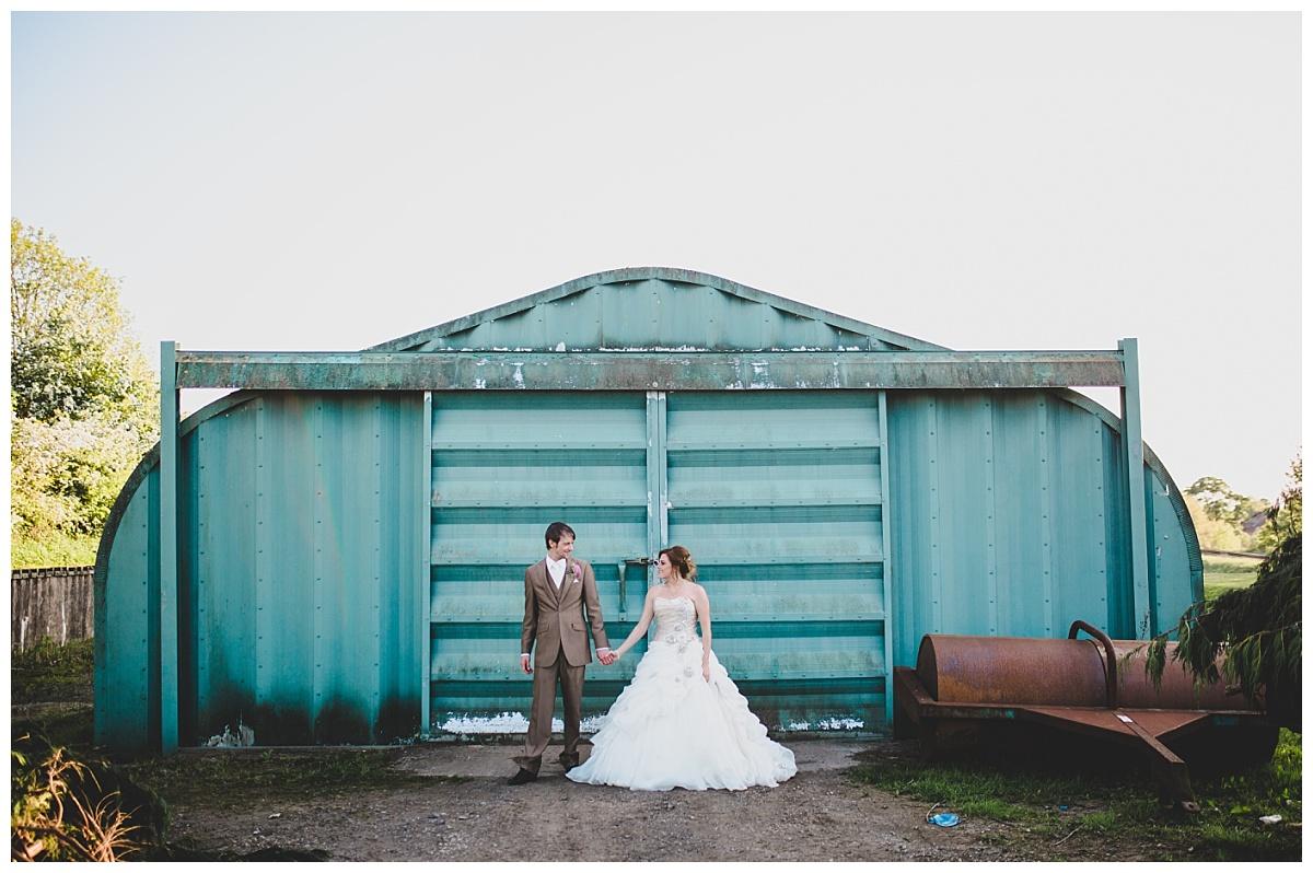lancashire wedding photographer at mytton fold - creative backdrop