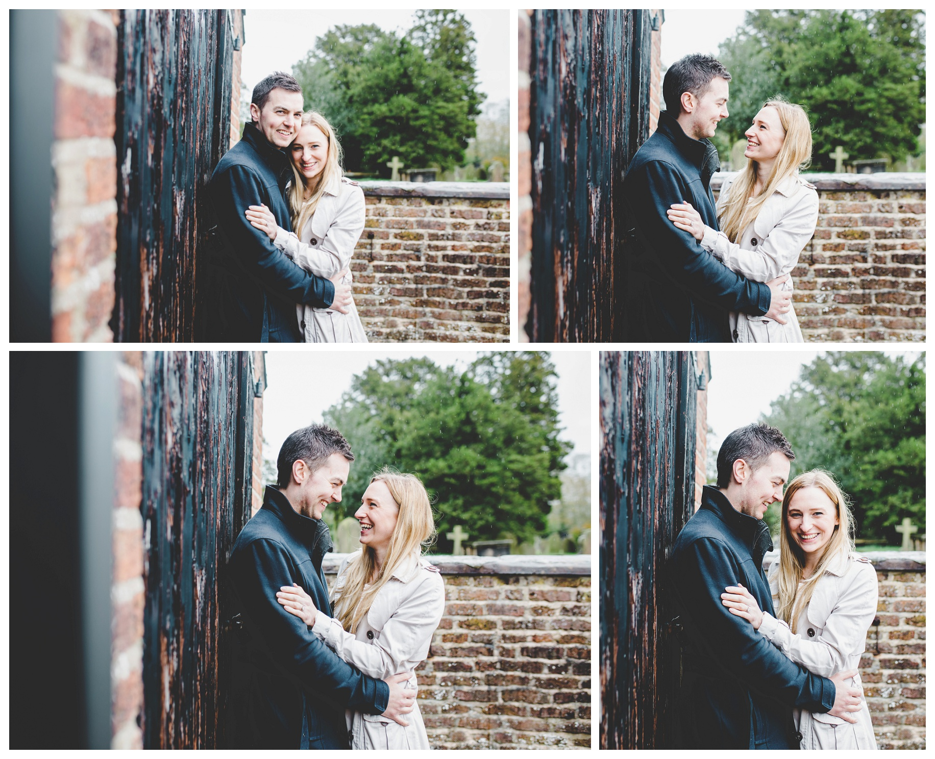 Cheshire wedding photographer - pre wedding photoshoot - The Oaktree of Peover (3)