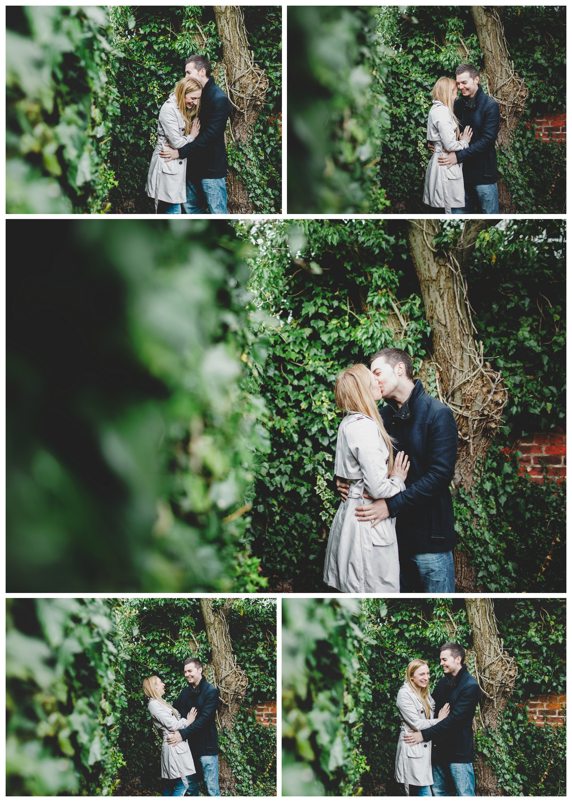 Cheshire wedding photographer - pre wedding photoshoot - The Oaktree of Peover (5)