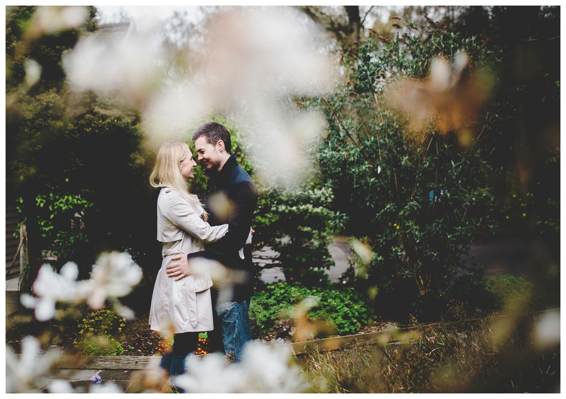 Cheshire wedding photographer - pre wedding photoshoot - The Oaktree of Peover (8)