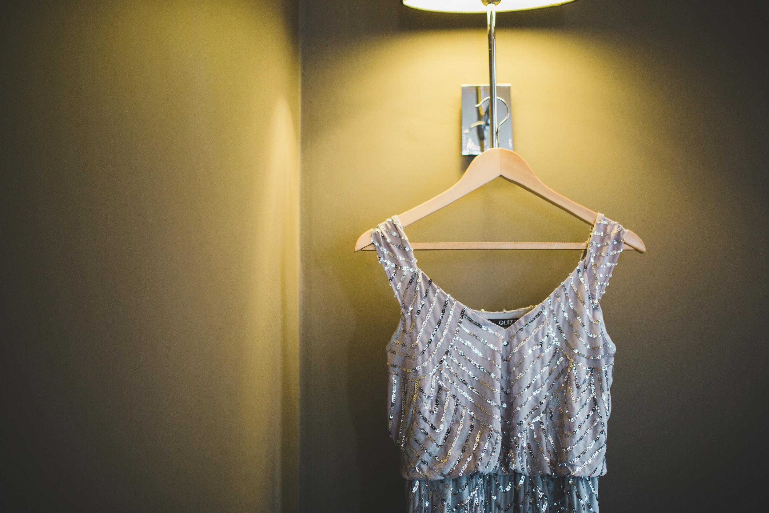 alternative bridesmaid dresses - Cheshire wedding photographer