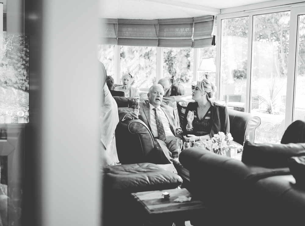 black and white wedding photography in lancashire