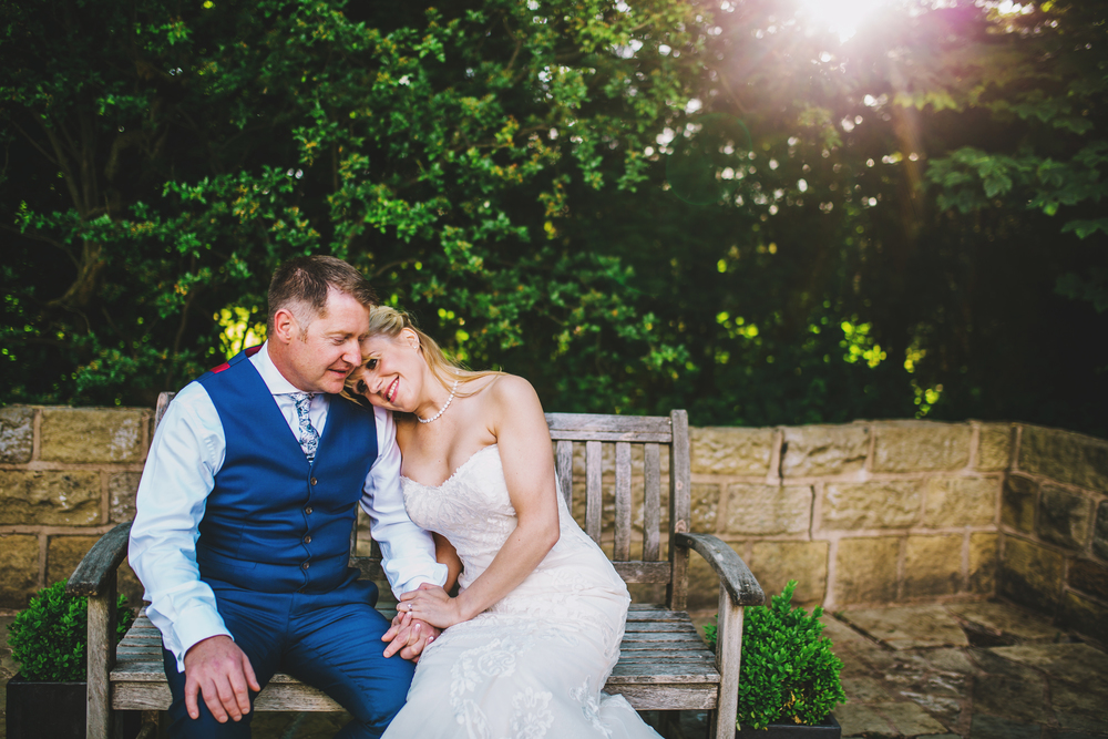 lancashire wedding photographer at the fence gate inn