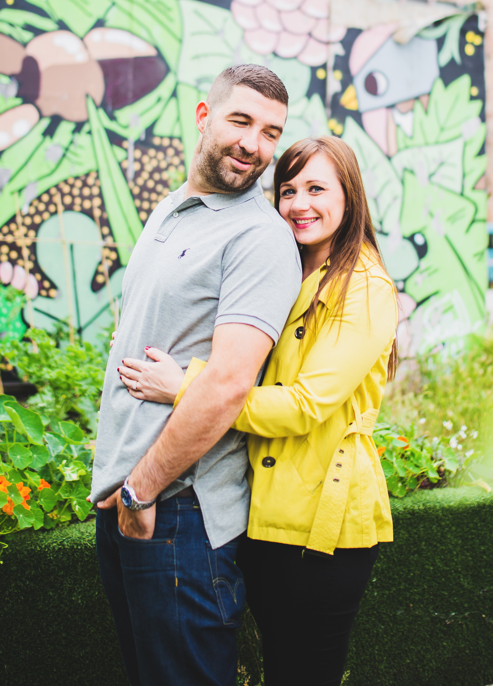 colourful and creative wedding photography in manchester