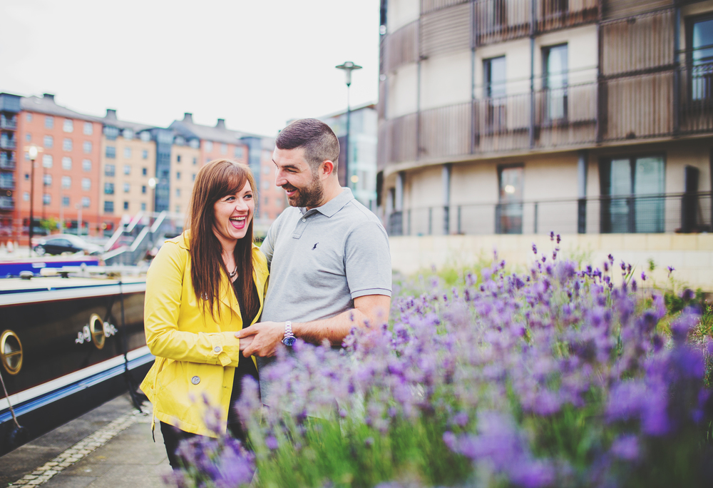 northern quarter pre wed shoot