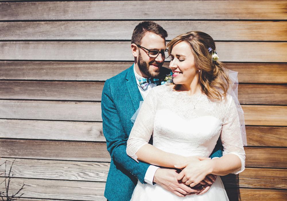 MArthall Hall Village Wedding - creative portraits