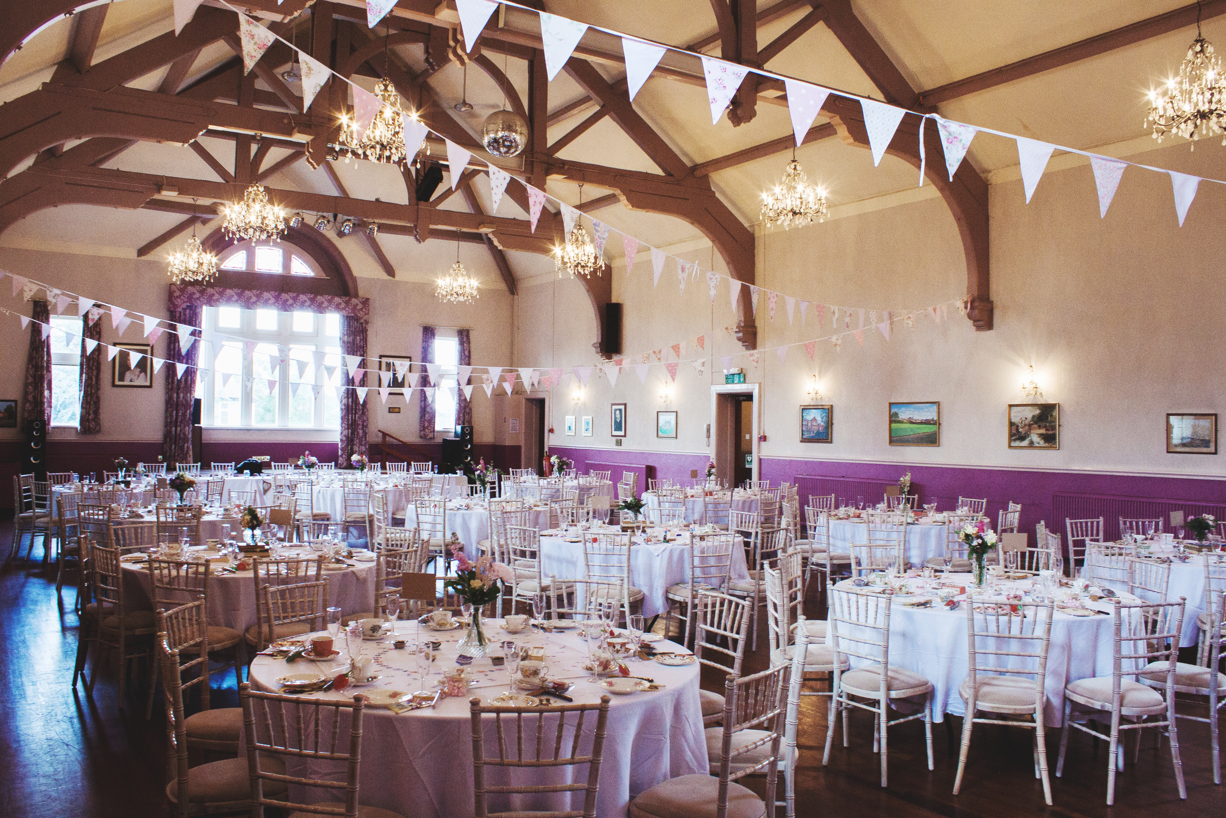 Rainford Village Hall Wedding