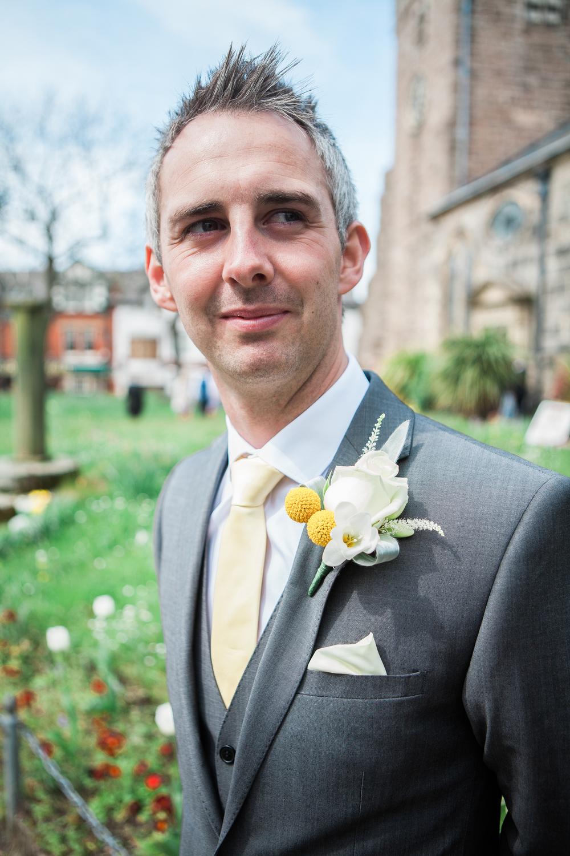 Singleton Lodge wedding, Lancashire.