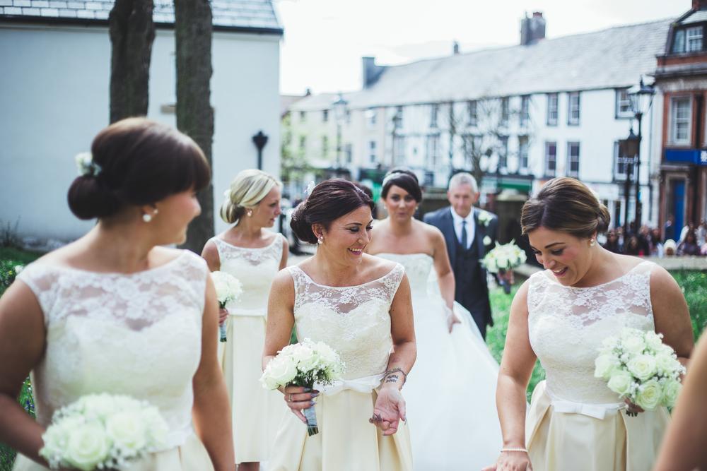 Singleton lodge wedding - preston wedding photographer.