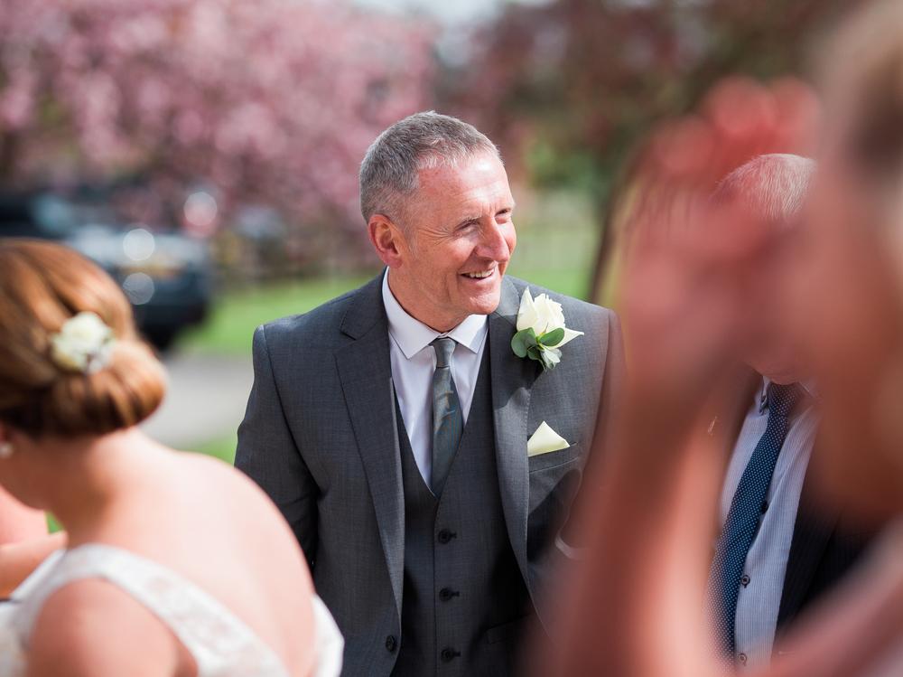 documentary wedding images by Preston wedding photographer