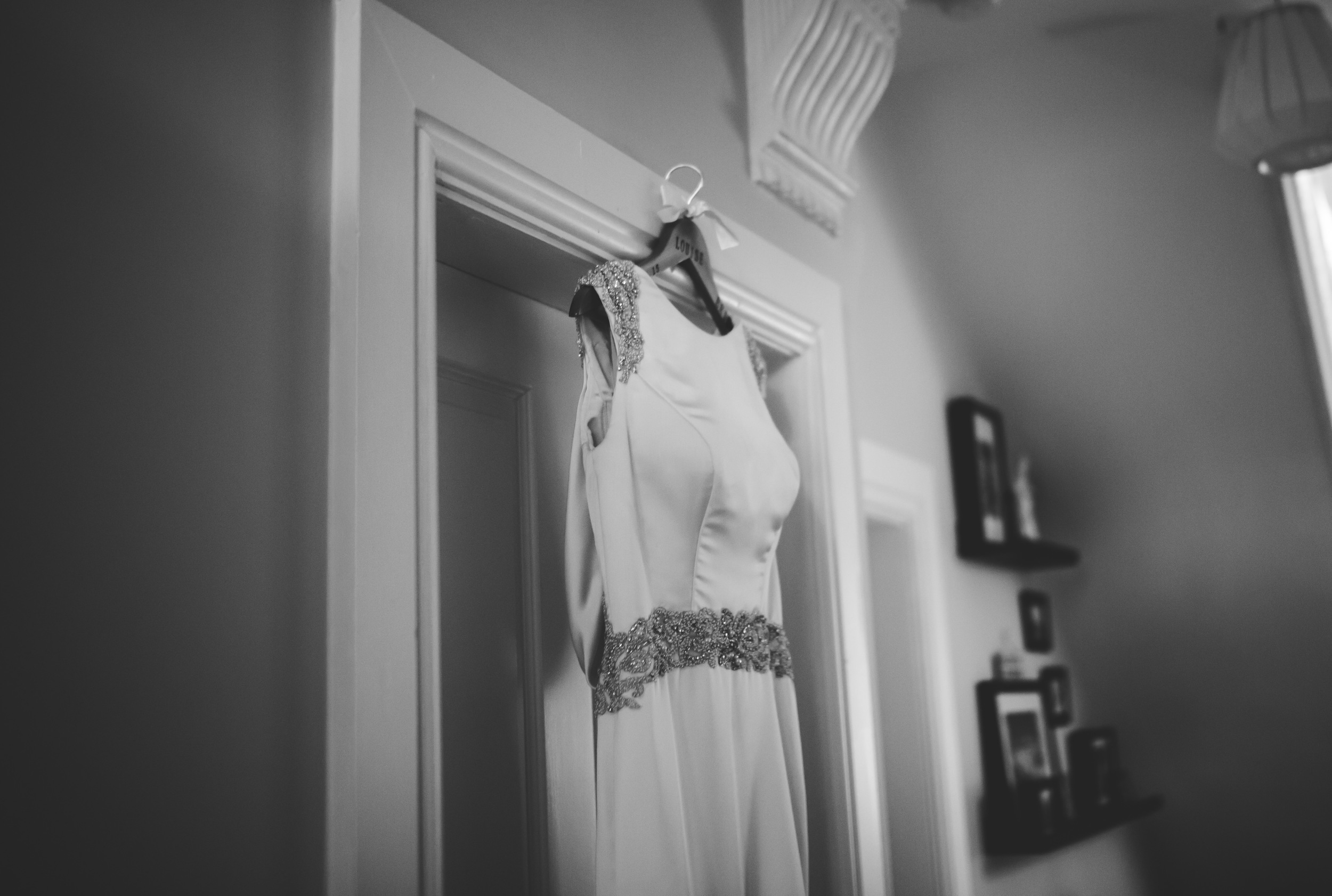 stylish dress - manchester wedding