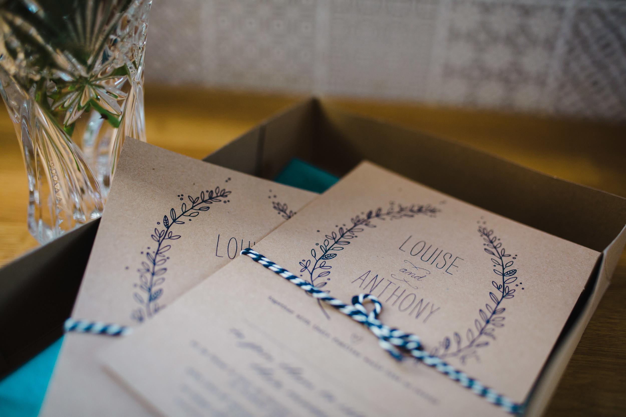 lovely vintage inspired wedding details