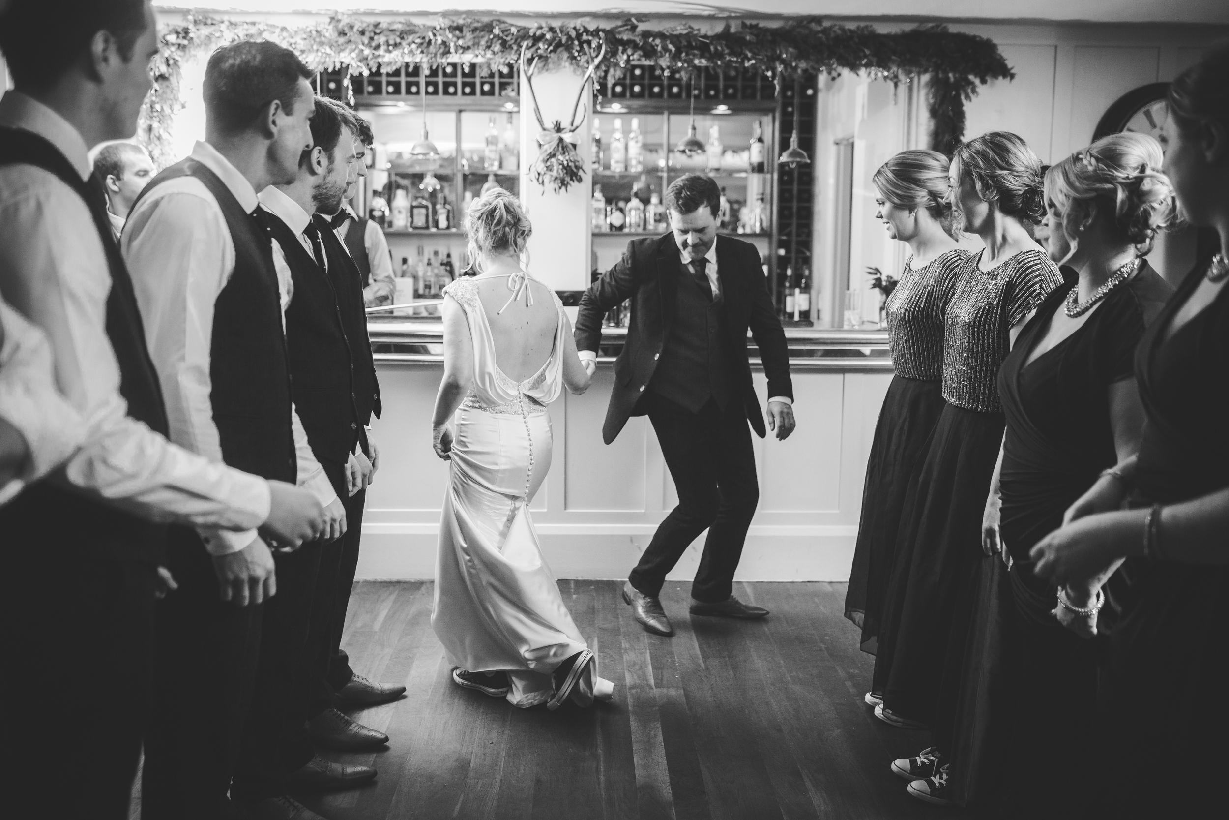 wedding ceilidh