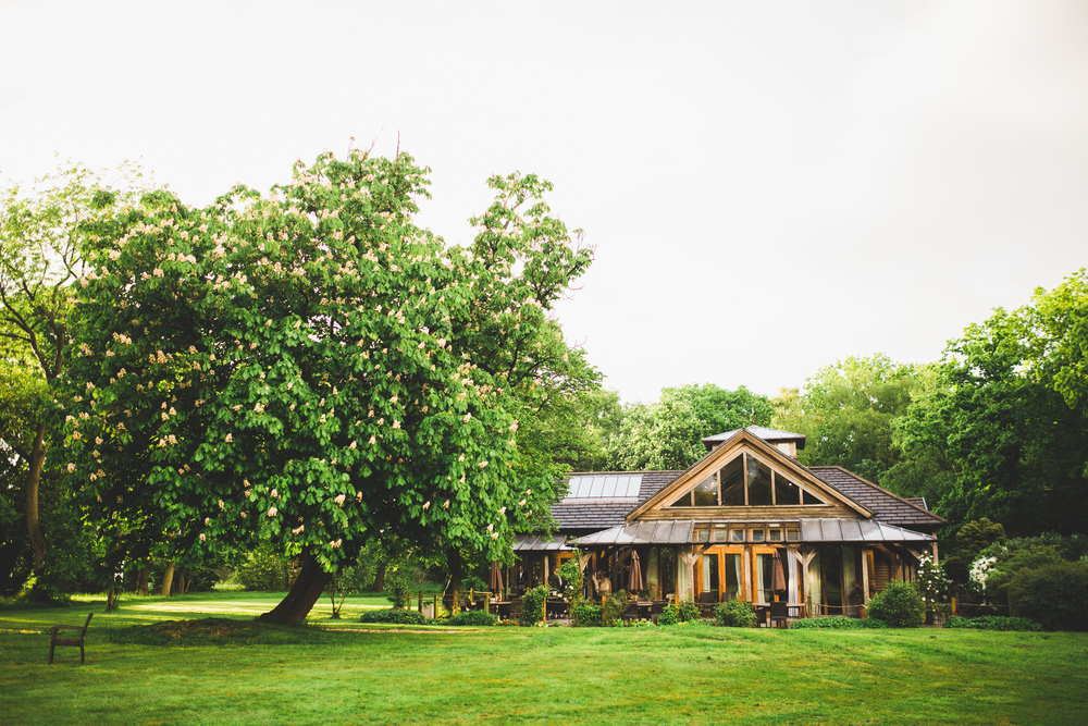 The beautiful wedding venue, The Oak Tree of Peover.