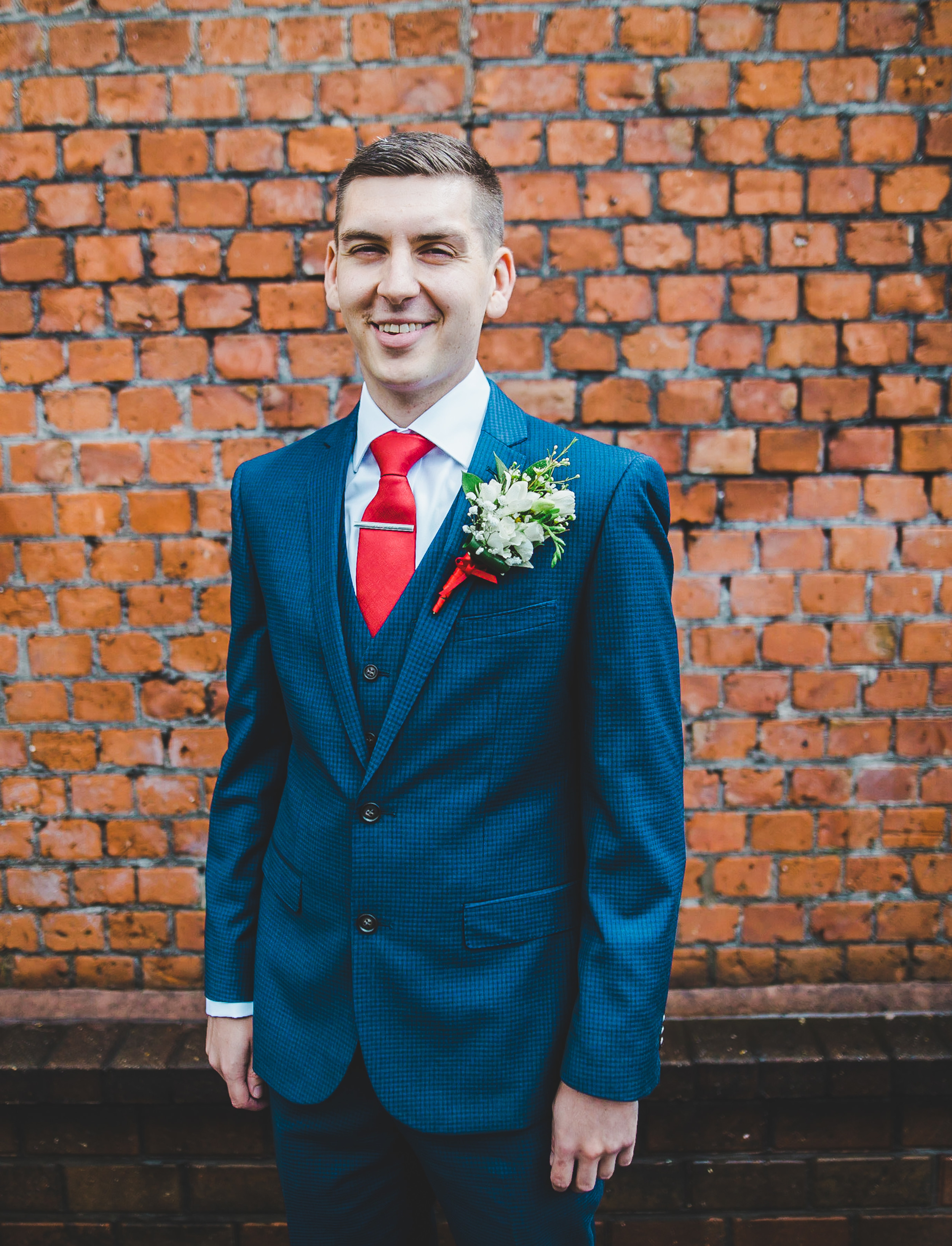 groom in manchester